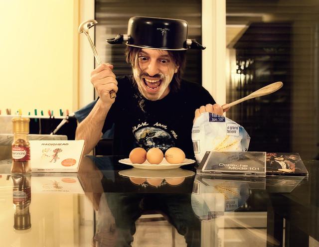 sono pazzo come il rock!