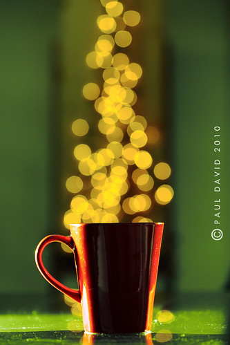 Cupful of Bokeh