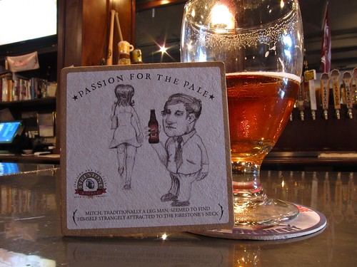 Nice Firestone Walker coaster ;)