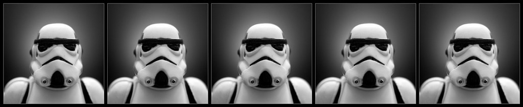The Five Stages Of Stormtrooper Grief