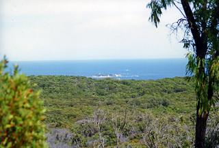 The coast near Margaret River, Western Australia, 1996