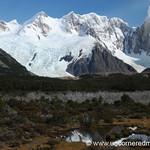 Mountain Reflections - El Chalten, Argentina