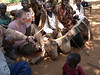 Drumming with Kyambu