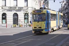 Brussels - The 92 Tram