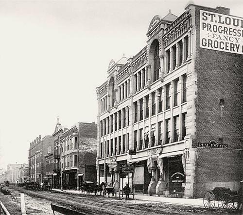 Market Street Block; Wichita, KS