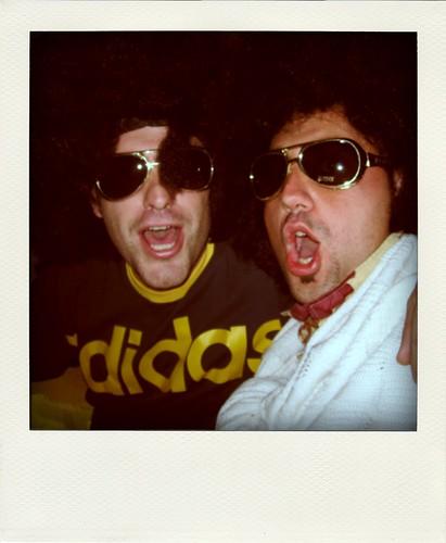 80's party! Cubel
