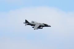 ZD327 - 08A - 512115 P8 - Royal Air Force - British Aerospace Harrier GR7 - 090718 - Fairford - RIAT 2009 - Steven Gray - IMG_6317