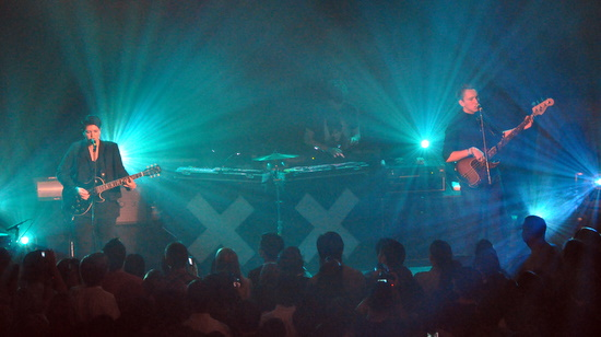 The xx @ Great American Music Hall