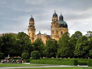 Que visitar en Múnich