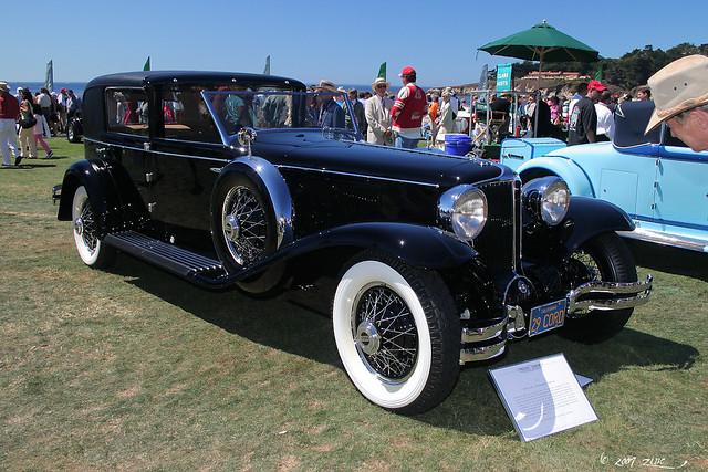 1930 Cord L-29 Murphy Town Car - fvr