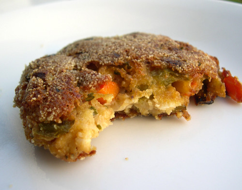 The Vegan Mouse Mock Crab Cakes Oven Baked Risotto And
