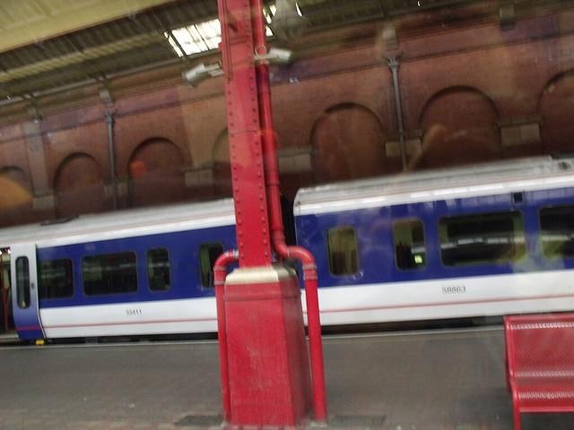 train times high wycombe london marylebone