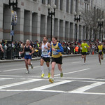 Boston Marathon 2010: From the Sidelines