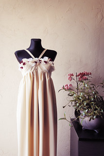 """Romantic Afternoon Gown"""