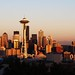 Kerry Park at sunet