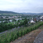 Kinheim-Kindel On The Mosel River - Germany.