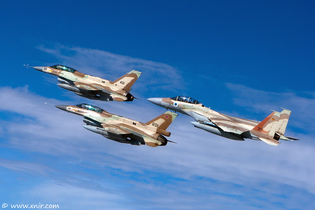 A sortie with the IAF aces.