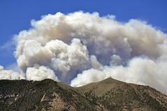 Schultz Fire, June 20, 2010