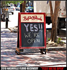 YES!! WE'RE OPEN