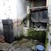 Kondisi sumur tidak terawat. : Untreated well water. Photo by Ardian