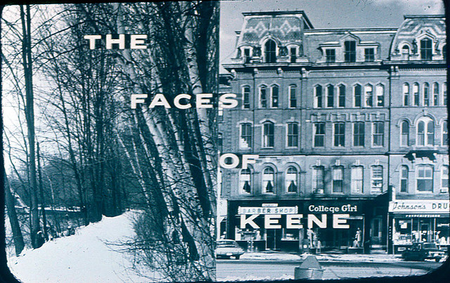 """Faces of Keene"""