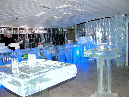Ice bar estocolmo suecia
