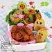 Fairy Chicks Bento by Angeleyes - Bento Fun