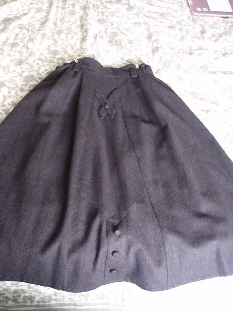 New vintage skirt