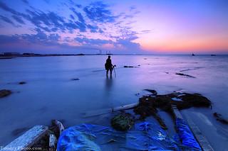 LandScaper Sunset