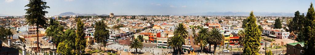 Toluca panoramic photo