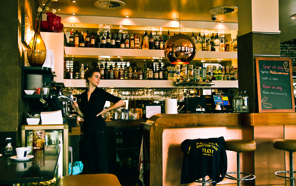 Cafe Milo Amsterdam