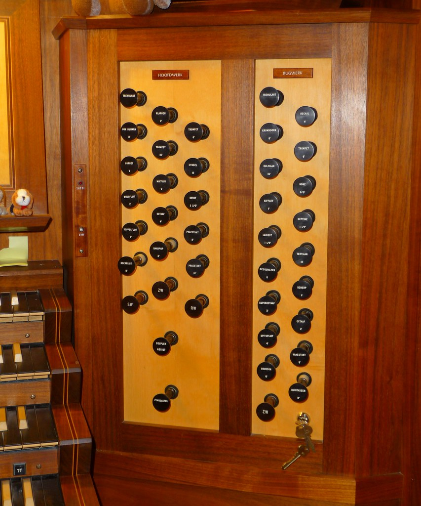 organ stops right panel i had the privilege of seeing. Black Bedroom Furniture Sets. Home Design Ideas