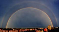 Rainbow, Brooklyn