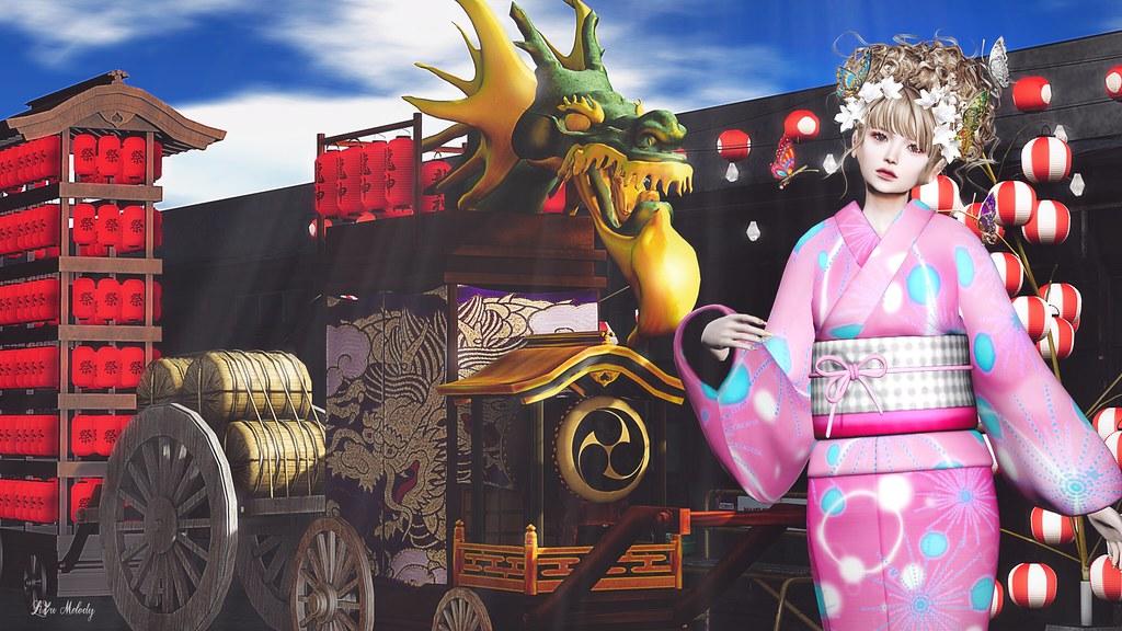 #62 祭り@Japonica 和物市