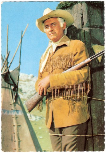 Stewart Granger in Unter Geiern