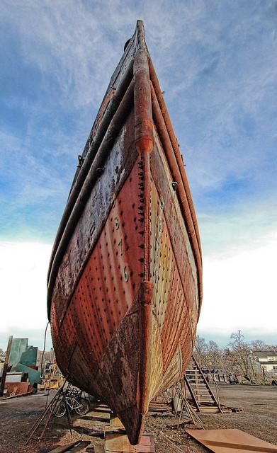 Rusted Hull