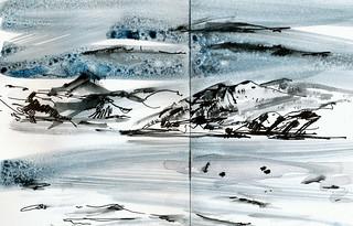 Norway, last sketch