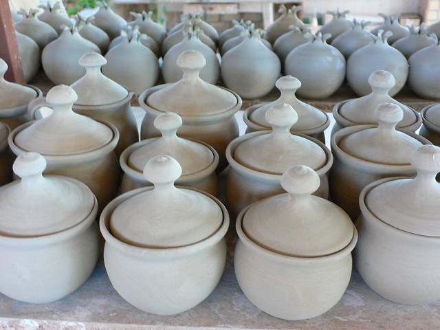 Sigouros pottery on Zakynthos