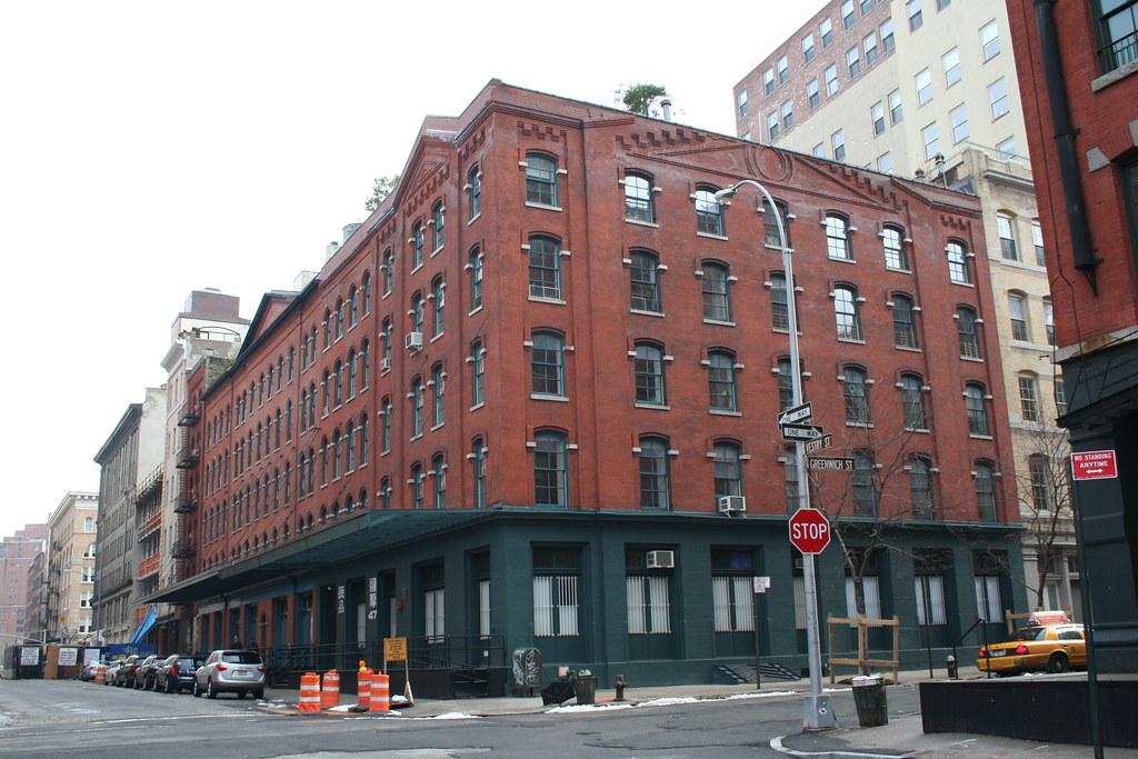 437-441 Greenwich Street