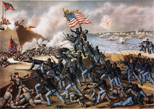 Civil War- Fort Wagner