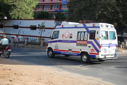 Random Bangalore Traffic