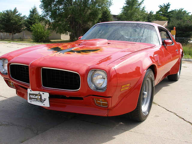Restore A Muscle Car >> 73 Trans Am Red | Flickr - Photo Sharing!