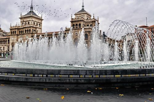 [27-365] Plaza Zorrilla