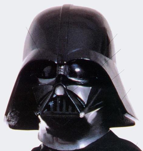 Le casque de dark vador d j vu - Visage de dark vador ...