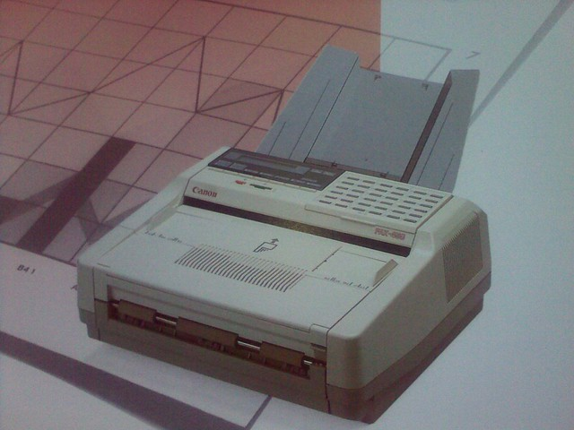 how to fax to email from fax machine