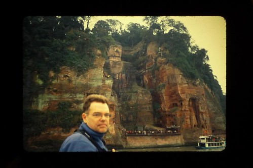 Leshan Giant Buddha - Sichuan, China