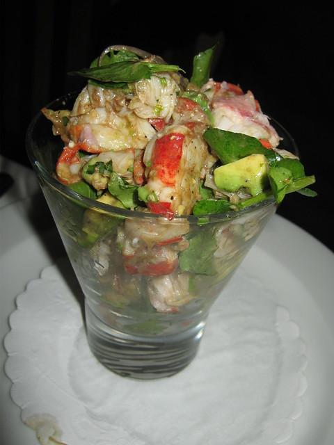 Lobster Avocado Salad | Explore TheGirlsNY's photos on Flick ...