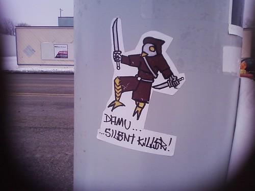 Damu Silent Killer