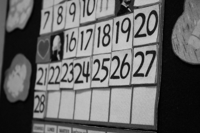 53/365: Thirty Days Has September, April, June and ...