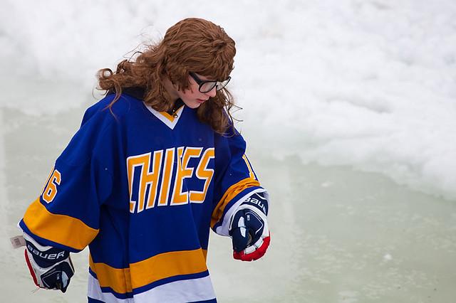 Labatt Blue Buffalo Pond Hockey Tournament See More At Pi Flickr